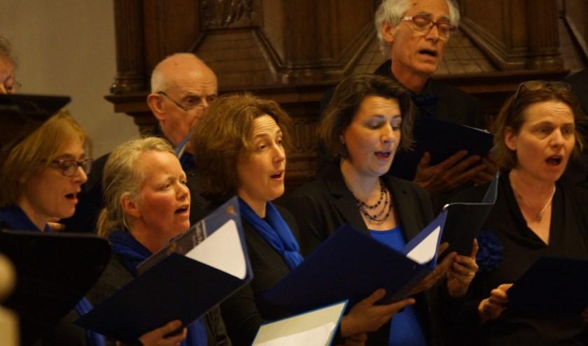 Kamerkoor Delft Blue brengt een ode aan verschillende ' gouden eeuwen'