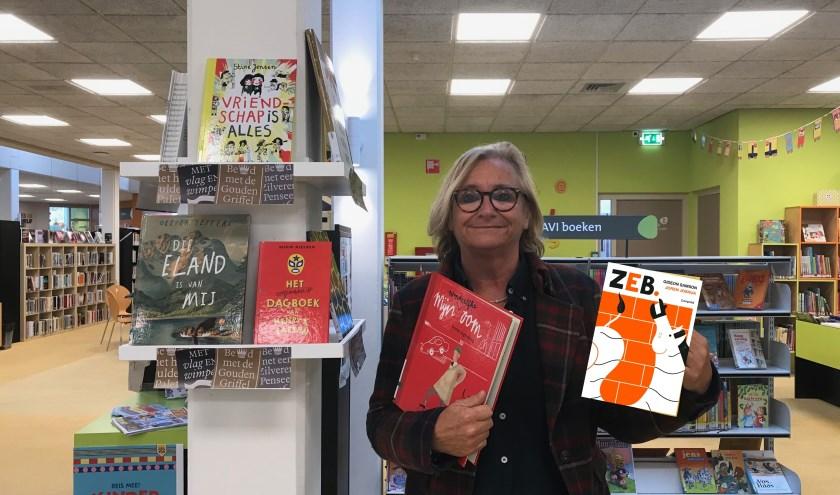 Karin van Ringen van DOK Voorhof tipt twee prijswinnende boeken!