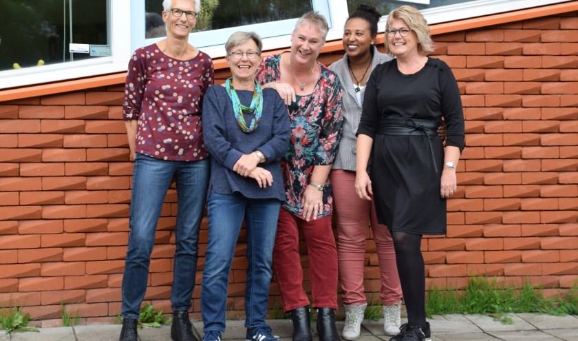 Het team van Odensehuis De Linde wat bij De Hofstee aan de Sandinoweg voor u klaar staat