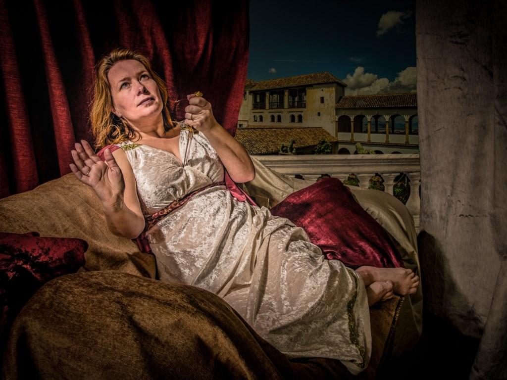 Cees-Jan van Beek 'De Dood van Lucretia'   © RODI Media-zh