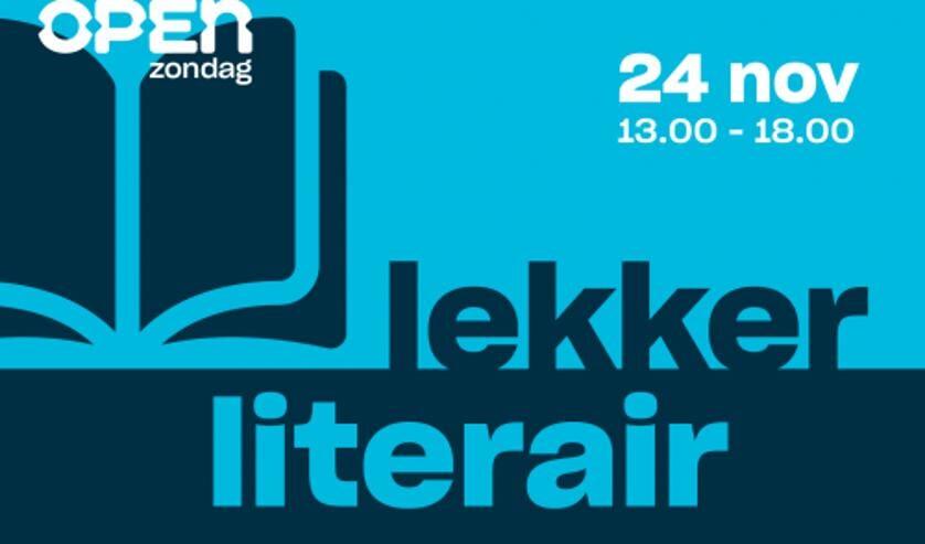 Een heel programma voor liefhebbers van literatuur bij DOK Centrum