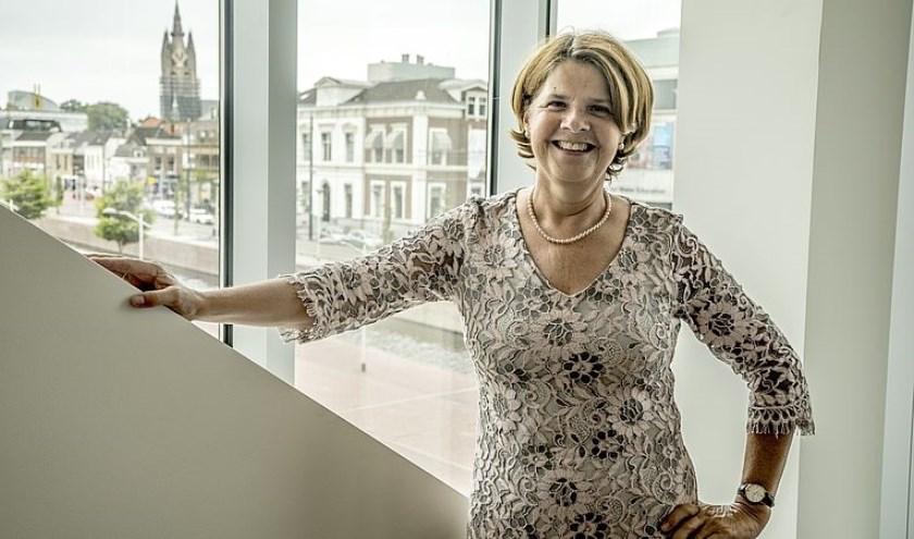 De best wel zeer bekende Delftenaar Marja van Bijsterveldt juicht de nieuwe opzet van de verkiezing toe