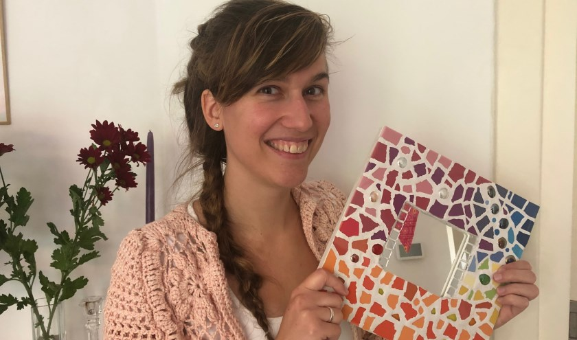 Annemarie Kastelein: enthousiaste medebouwer aan de Keramieken Kaart van Delft