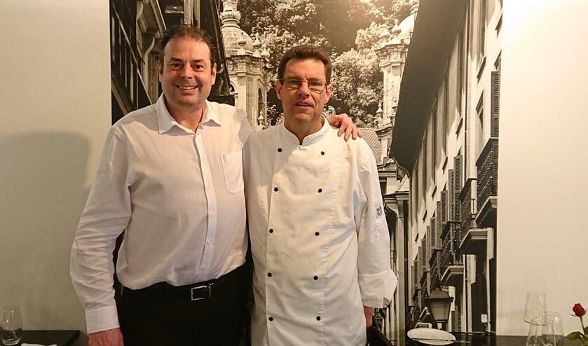 Gastheer Tijmen en chefkok Johan heten u van harte welkom bij Casa del Sol - Conosco!