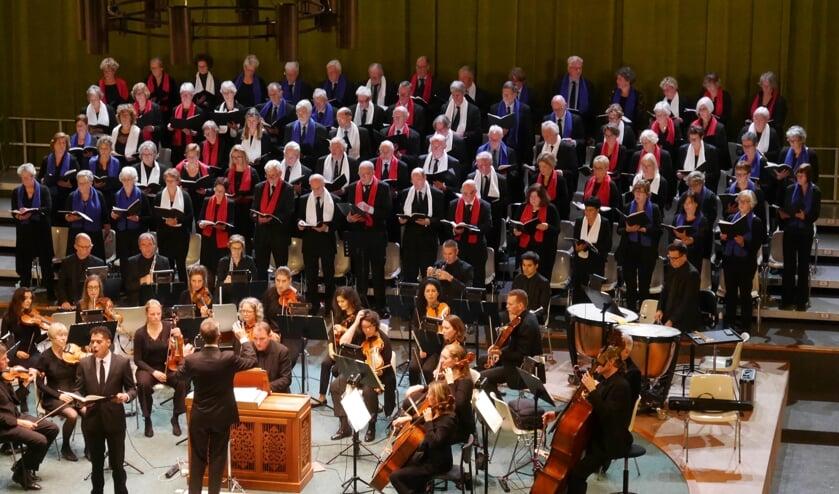 Cantarella zingt Beethoven en Mozart in de Raamstraatkerk