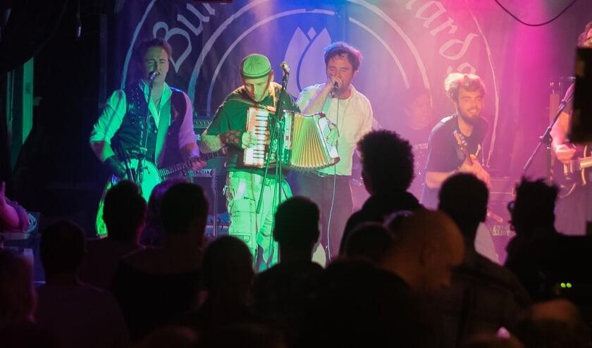 Het Irish Pub Festival is een terugkerend succes in Delft (Foto: Ellen la Faille)