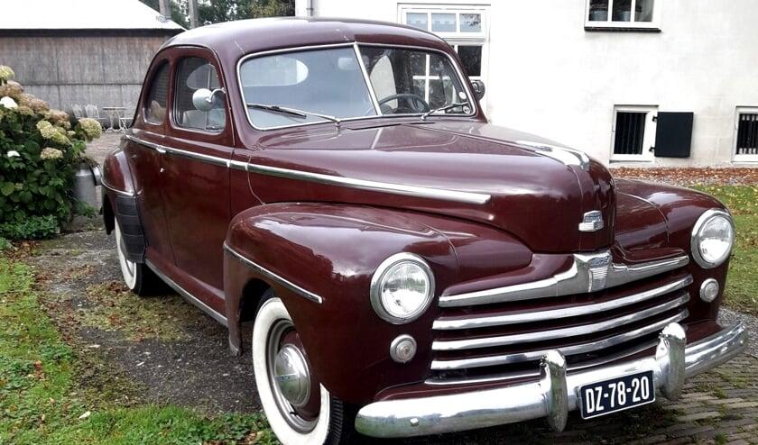 De Ford Busines Coupe in al haar glorie