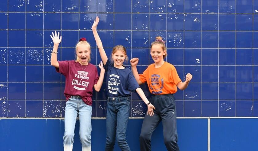 Deze meiden hebben veel zin in de Stanislasdag!