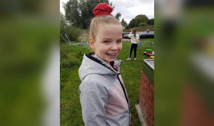 De 11-jarige Rosalie, te zien bij Tijd voor MAX op NPO1