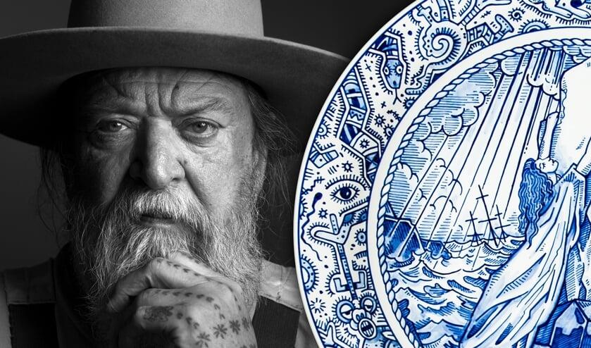 Henk Schiffmacher doet aan kruisbestuiving met Royal Blue Tattoo