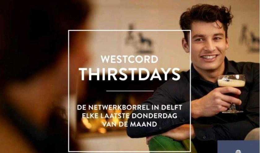 Inmiddels danig geworteld bij ondernemend Delft: de WestCord Thirstdays! (Foto: Nick Keizer)