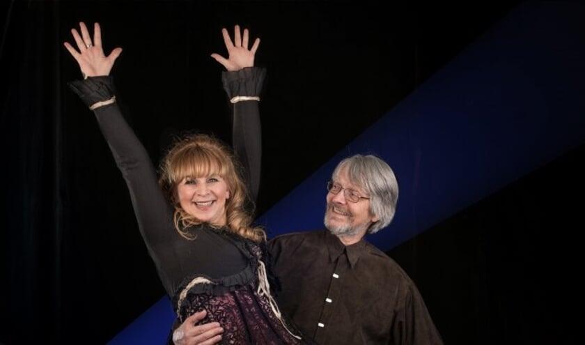 Ryan van den Akker treedt met haar pianist Bart Raaymakers in het kader van Theater Overdag