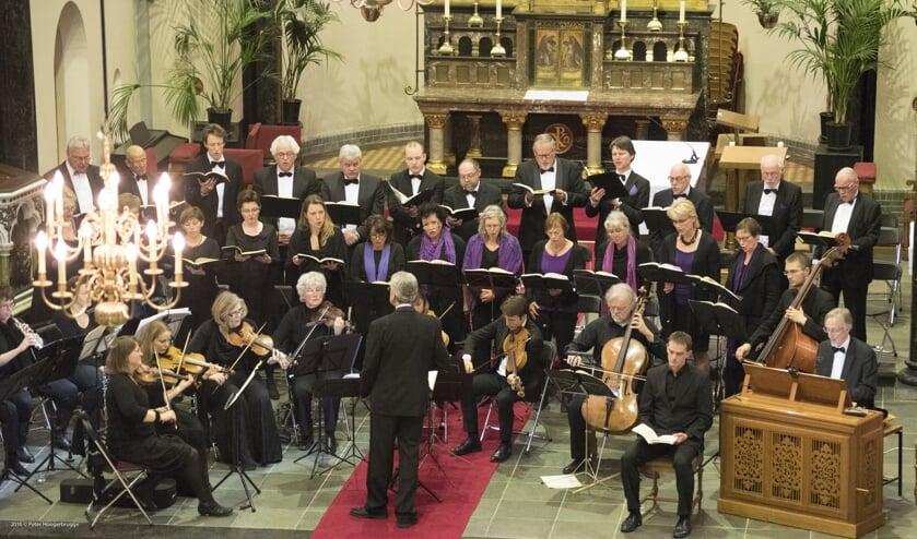 Het Concertkoor Zuid Holland voert de Johannes Passion op in Pijnacker