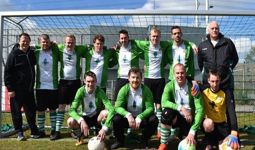 De G1 van DVV Delft: op naar de bekerfinale!