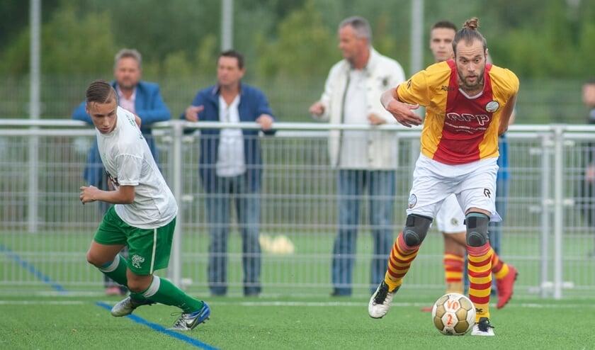 Jeroen Hoornweg verkast samen met zijn broer Pim van SEP naar Schipluiden. (foto: Roel van Dorsten)