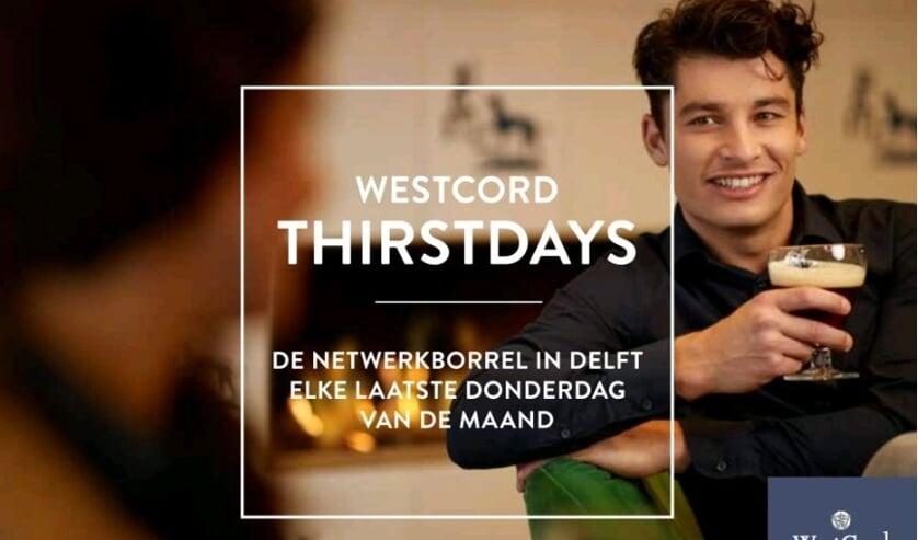Ondernemen en ontmoeten in Westcord Hotel.