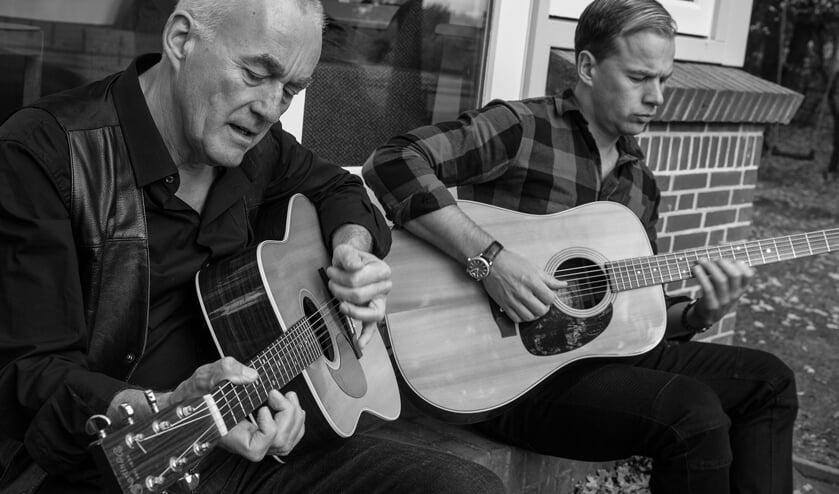 Het meeslepende gitaarspel van Jameson Duo.