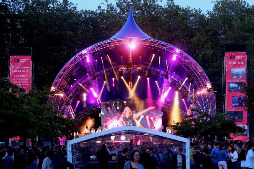 Owee week Delft 2019 Foto: KOOS BOMMELE © RODI Media-zh