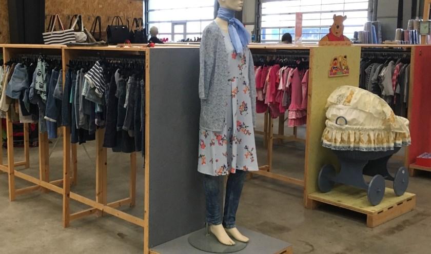 Kom herfst- en winterkleding shoppen bij kringloopwinkel RataPlan!