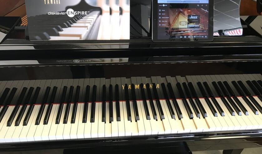 Met een Yamaha Disklavier heb je via internet vrijwel onbegrensde mogelijkheden. (Foto: PR)