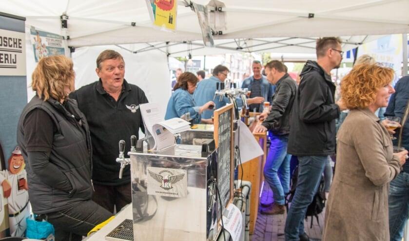 Gezelligheid verzekerd op het Bierfestival aan de Brabantse Turfmarkt!