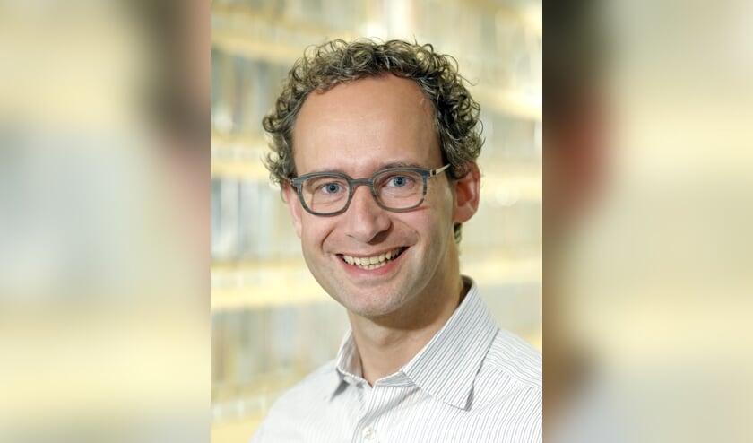 Chirurg-oncoloog Bas Groot Koerkamp