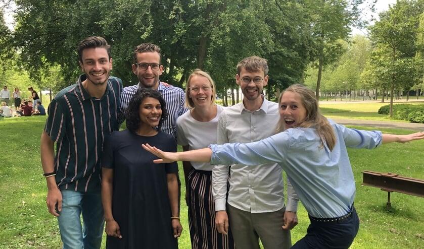 Het team van Field Factors gaat voor innovatief hergebruik van regenwater