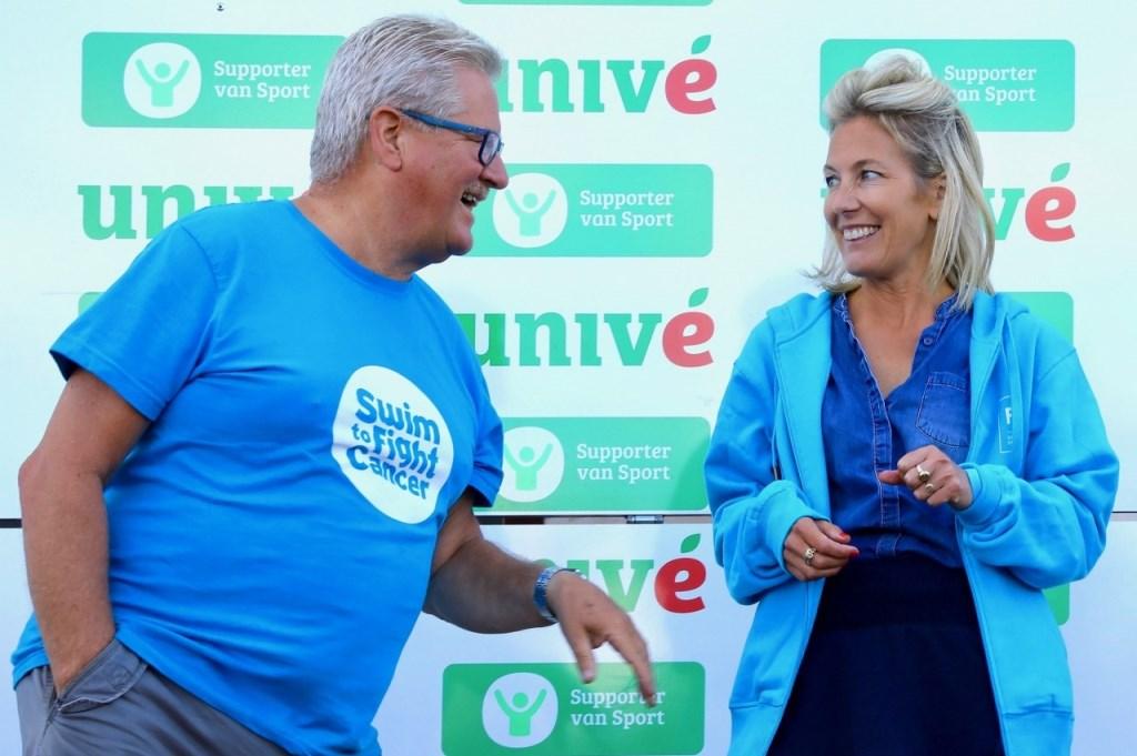 Swim to Fight cancer 2019 Foto: KOOS BOMMELE © RODI Media-zh