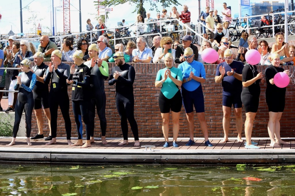 Swim to Fight cancer 2019 Foto: KOOS BOMMELE © RODI Media-zh