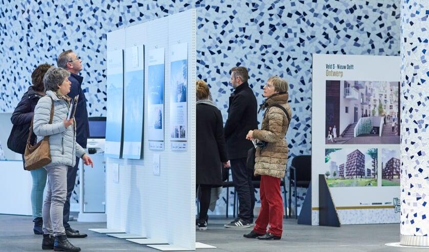 Kennis nemen van alle ontwikkelingen die in het projectgebied spelen,tijdens Nieuw Delft Presenteert op 21 september a.s.