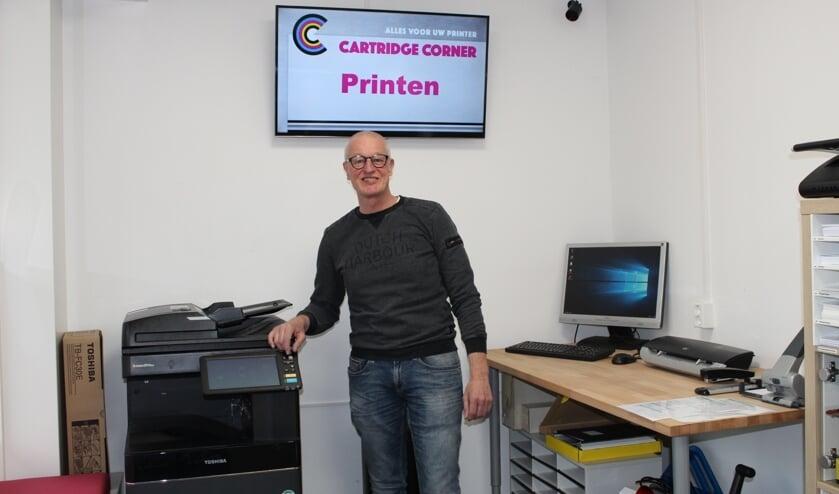 Bij Cartridge Corner kun je nu ook printen, scannen en kopiëren.