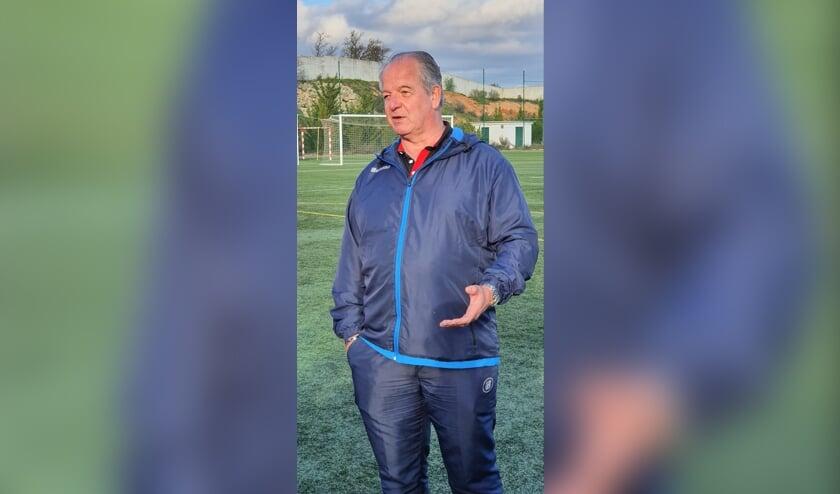 Pieter van Veen is al bijna zijn hele leven niet weg te denken bij voetbalclub Vitesse Delft.