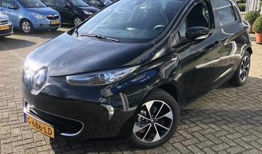 Kleyweg heeft momenteel de Renault Zoë Bose Edition in de aanbieding als Top Occasion.