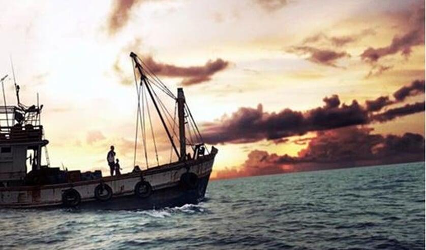 De prijswinnende documentaire 'Ghost Fleet' verhaalt over moderne slavernij