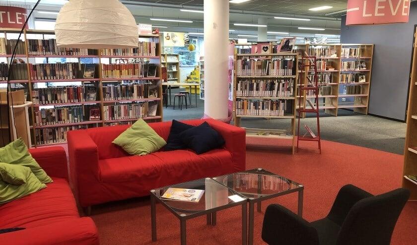 Volop activiteiten in de bibliotheek Den Hoorn