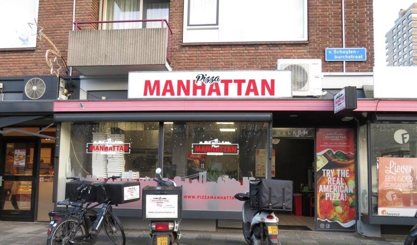 De echte Amerikaanse pizza vind je bij Pizza Manhattan