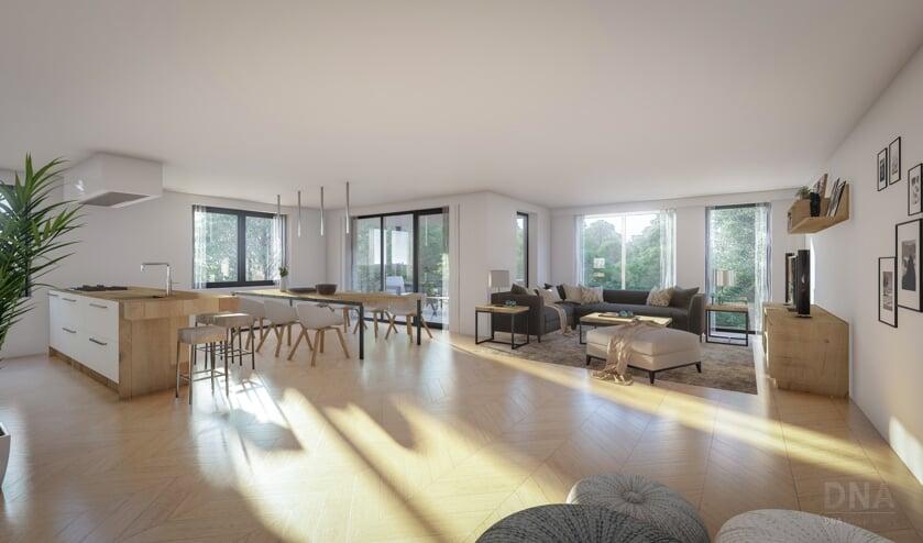<p>De verkoop van de nog te realiseren appartementen in het project Aventurijn is in volle gang </p>