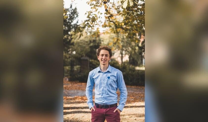 <p>Vincent is voorzitter geweest bij Studentenvrijwilligerswerk Delft</p>