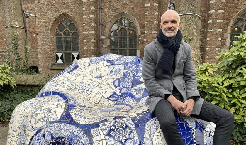 Peter Verheij in de Prinsenhof