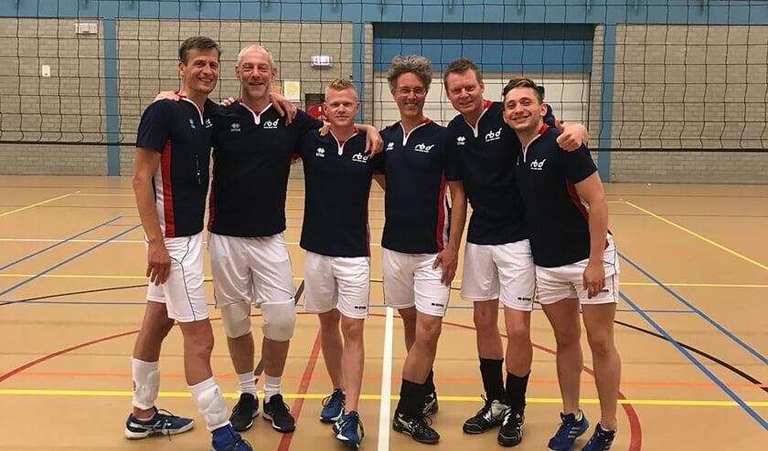 Een bijzondere volleybalvereniging in Delft bestaat 30 jaar!  (foto: Coen Damen)