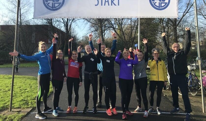 Start met hardlopen bij AV'40!