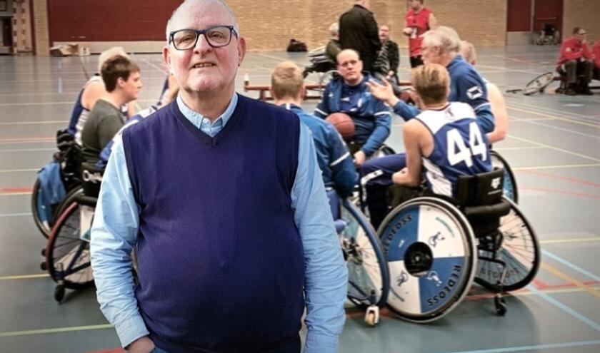 Wim Plomp is de voorzitter van Redeoss (foto: Willem de Bie)
