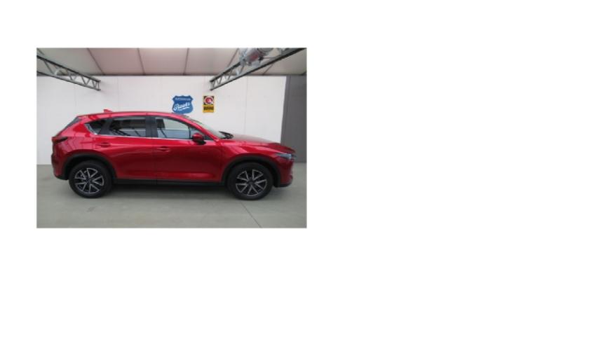De Mazda CX 5 is voorzien van vele extra's, laat je informeren.