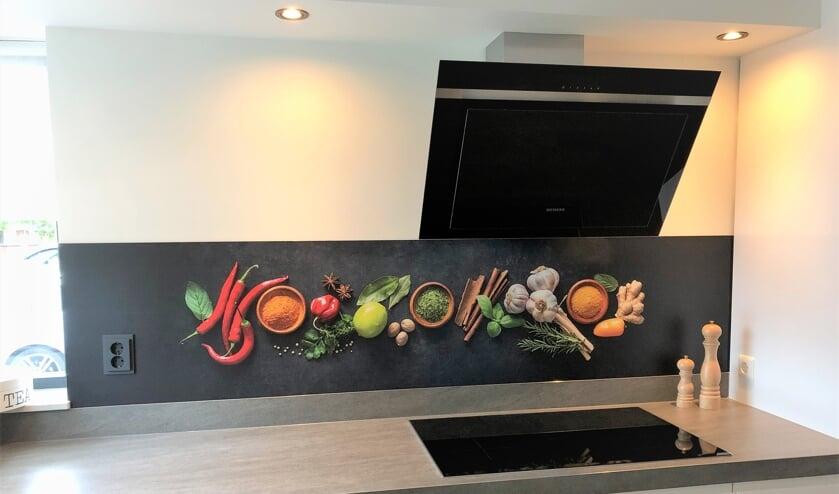 Visualls heeft de grootste collectie keukenachterwanden van Nederland