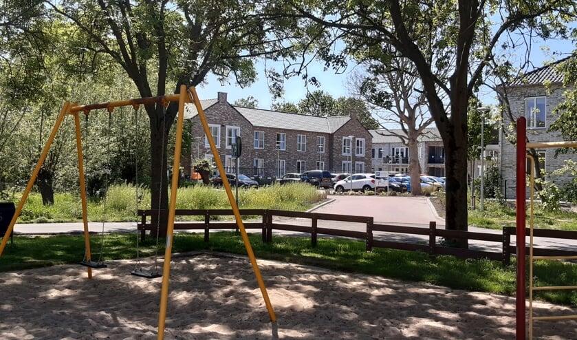 Slechts een aantal buurtbewoners weet dat het Abtswoudehuis een woon-zorglocatie is.