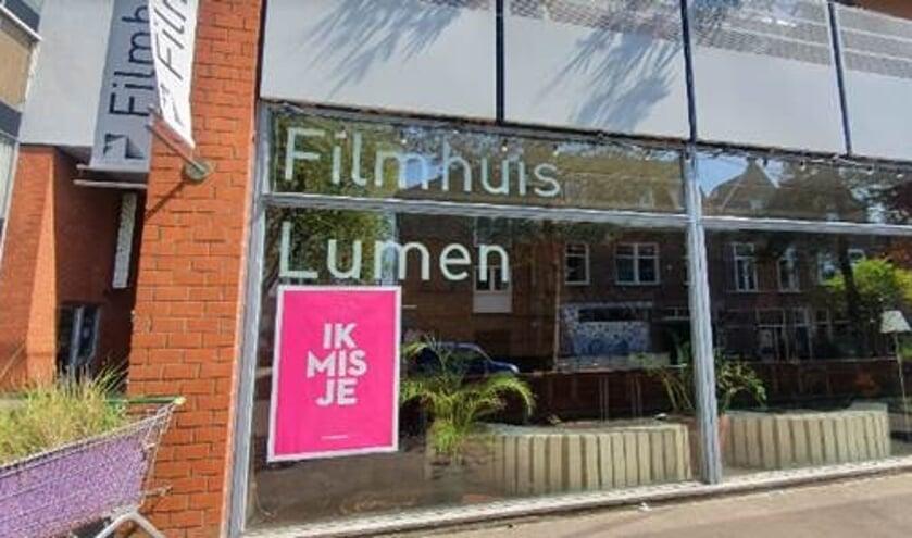 Voor Filmhuis Lumen is de crisis een vruchtbare bodem voor nieuwe  initiatieven