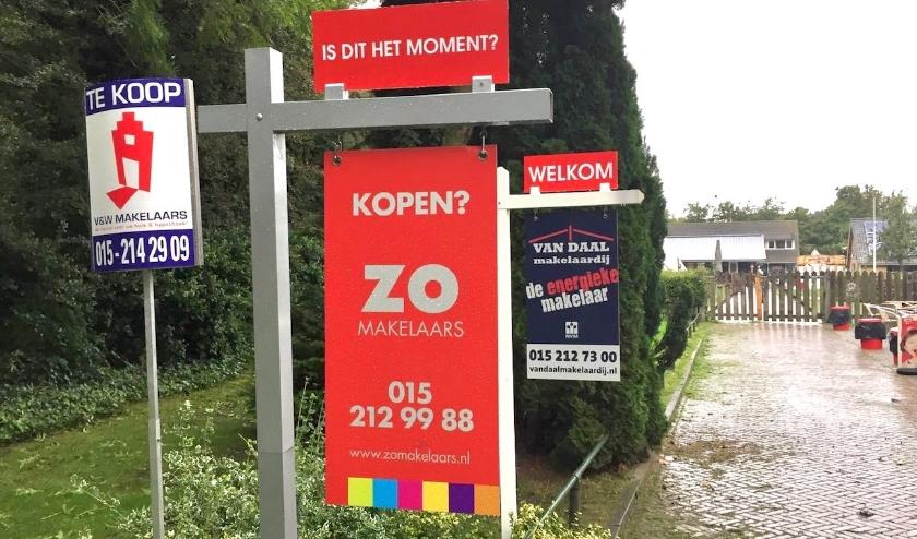 De makelaars in Delft hebben een goed eerste kwartaal van 2020 gehad.