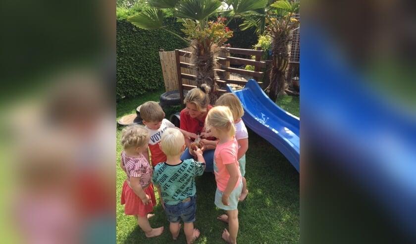 Buiten zijn staat centraal bij Les Enfants. (Foto: PR)