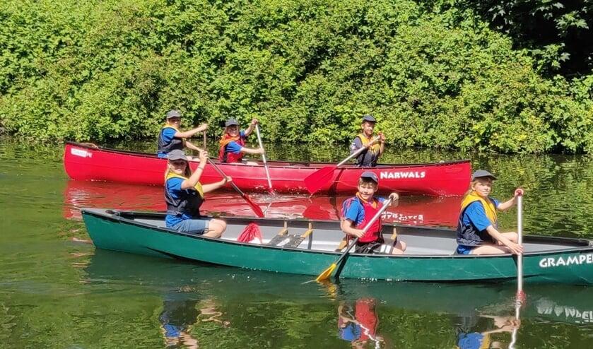 Scouting Willem de Zwijger gaat weer van start met de activiteiten (foto: Camiela Jonker)
