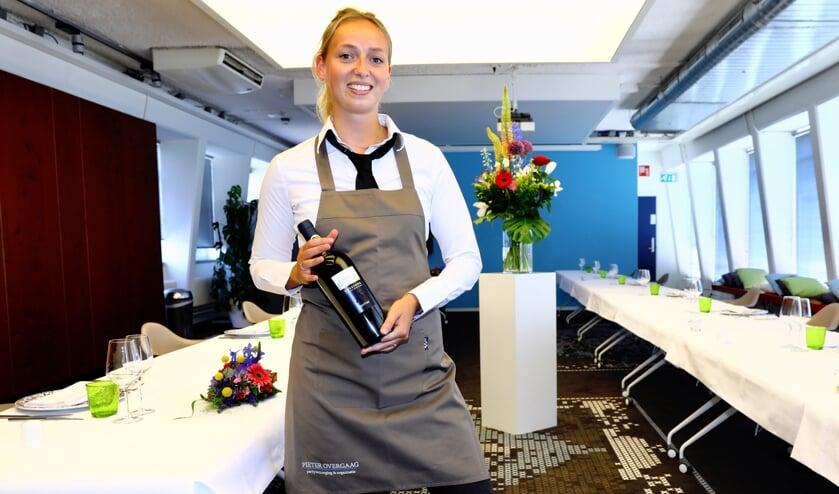 Pieter Overgaag Catering & Events verzorgt een heerlijke private dinner in uw eigen vertrouwde omgeving (Foto: Koos Bommelé)